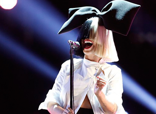 Sia at Verizon Center