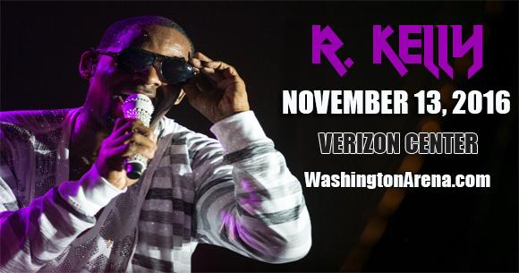 R. Kelly at Verizon Center
