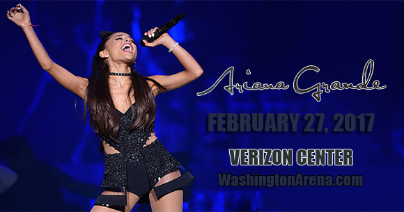 Ariana Grande at Verizon Center