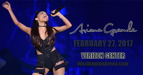 Ariana Grande at Verizon Center