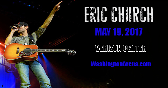 Eric Church at Verizon Center