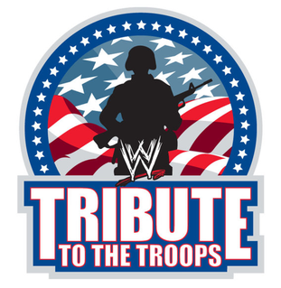 WWE: Tribute For The Troops at Verizon Center