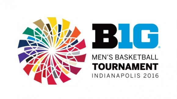 Big Ten Mens Basketball Tournament: Session 6 at Verizon Center