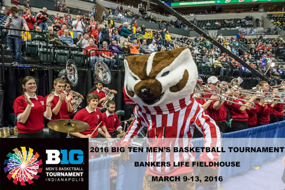 Big Ten Mens Basketball Tournament: Session 1 at Verizon Center