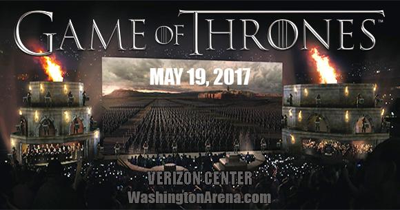 Game of Thrones Live Concert Experience: Ramin Djawadi  at Verizon Center