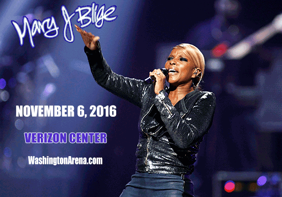 Maxwell & Mary J. Blige at Verizon Center