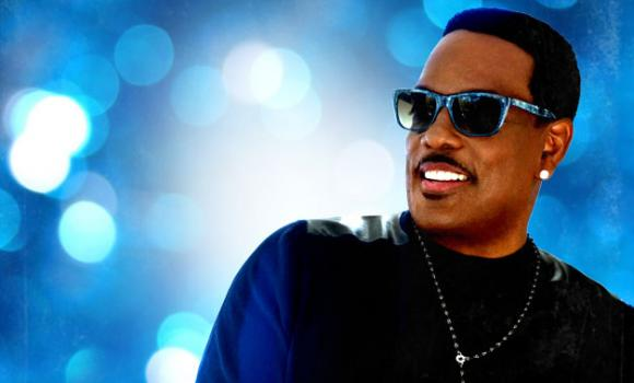 Charlie Wilson at Verizon Center