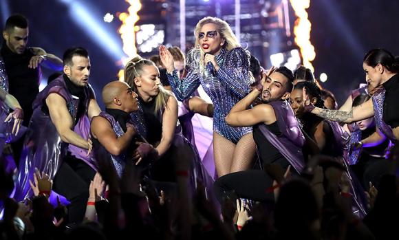 Lady Gaga at Verizon Center