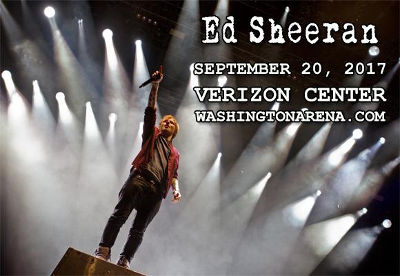 Ed Sheeran at Verizon Center