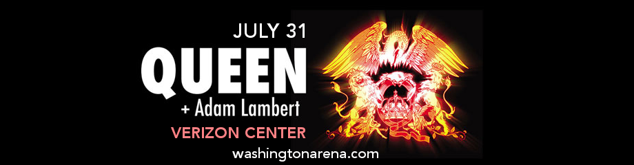 Queen & Adam Lambert at Verizon Center