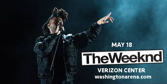 The Weeknd at Verizon Center