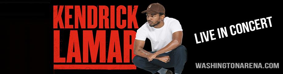 Kendrick Lamar, Travis Scott & D.R.A.M. at Verizon Center