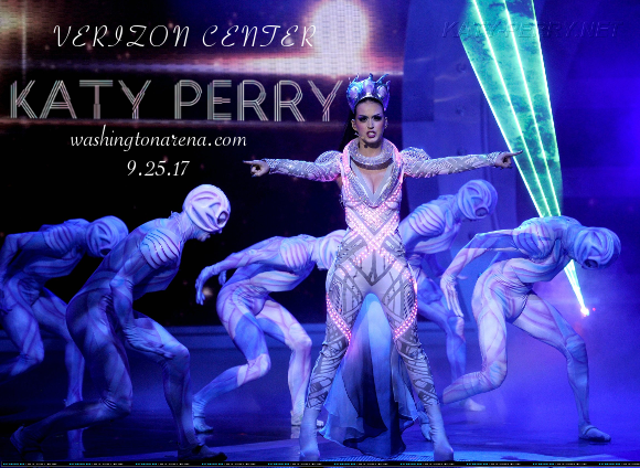 Katy Perry at Verizon Center