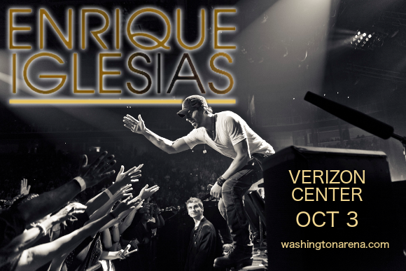 Enrique Iglesias, Pitbull & CNCO at Verizon Center