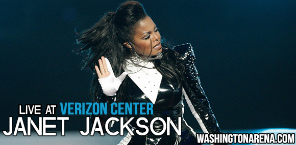 Janet Jackson at Verizon Center