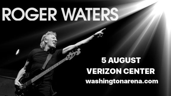Roger Waters at Verizon Center