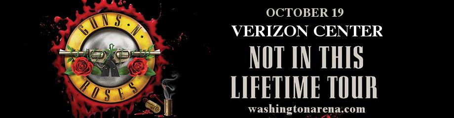 Guns N' Roses at Verizon Center