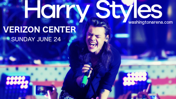Harry Styles & Kacey Musgraves at Verizon Center