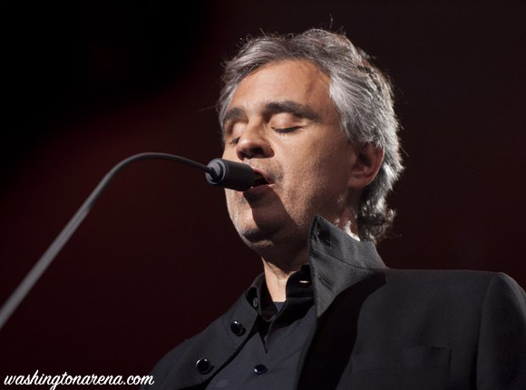 Andrea Bocelli at Verizon Center