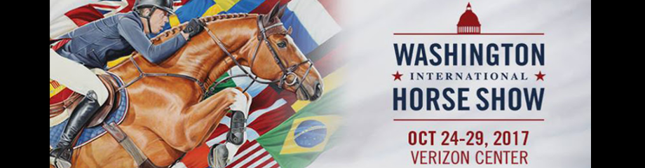 Washington International Horse Show at Verizon Center
