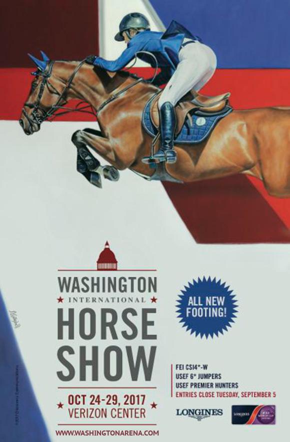 Washington International Horse Show at Verizon Center
