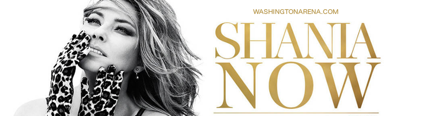 Shania Twain at Verizon Center