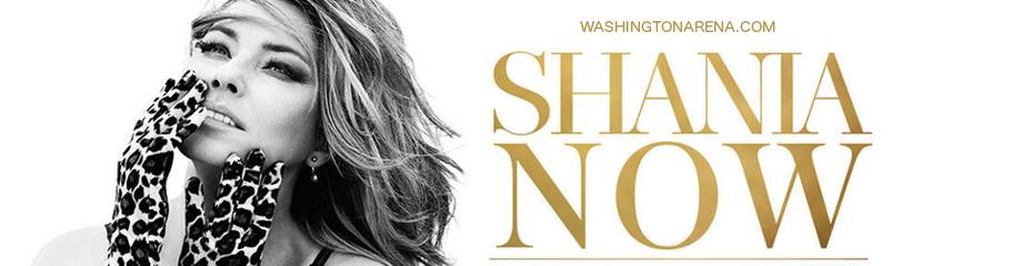 Shania Twain at Verizon Center