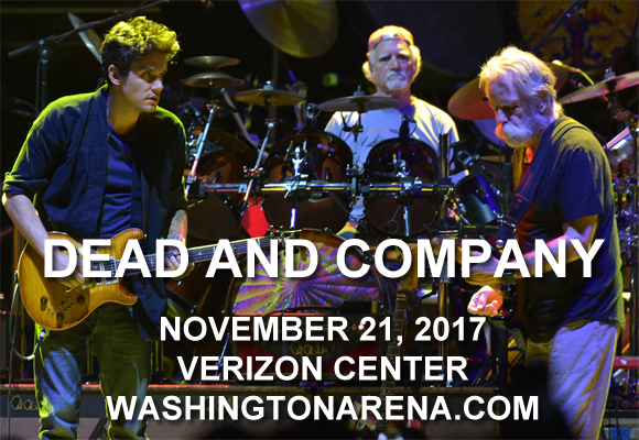 Dead & Company at Verizon Center