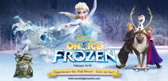 Disney On Ice: Frozen at Verizon Center