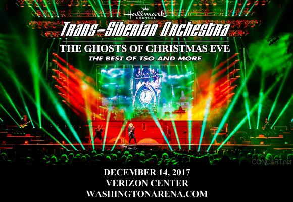 Trans-Siberian Orchestra at Verizon Center