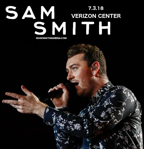 Sam Smith at Verizon Center