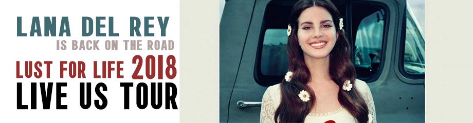 Lana Del Rey at Verizon Center