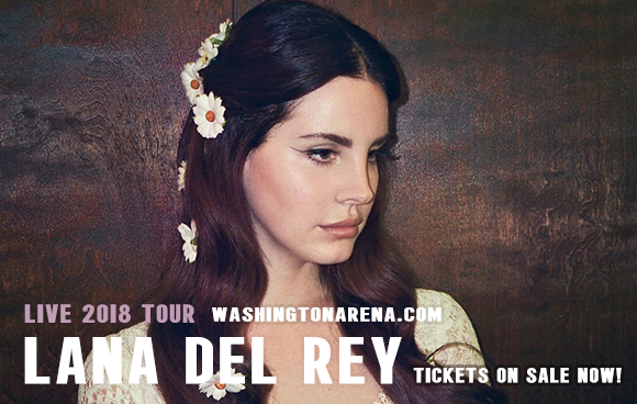 Lana Del Rey at Verizon Center