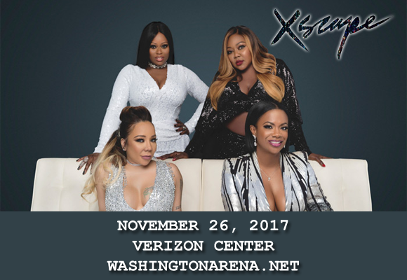 Xscape, Monica & Tamar Braxton at Verizon Center