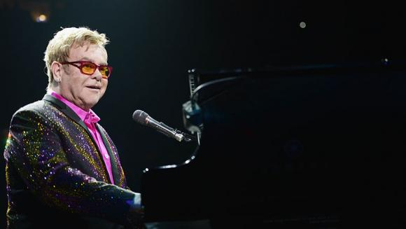 Elton John at Verizon Center
