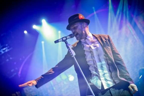Justin Timberlake at Verizon Center
