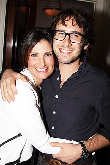 Josh Groban & Idina Menzel at Verizon Center