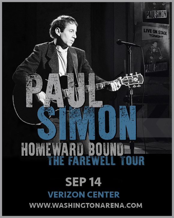 Paul Simon at Verizon Center