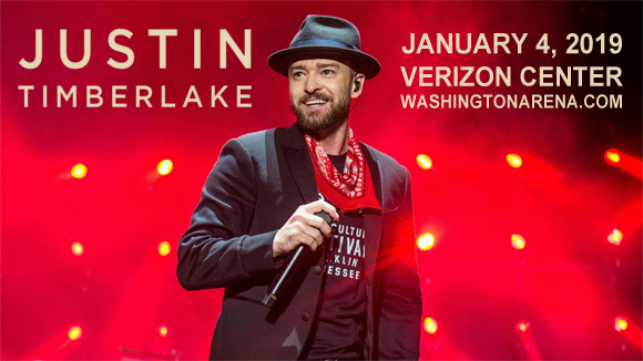 Justin Timberlake at Verizon Center