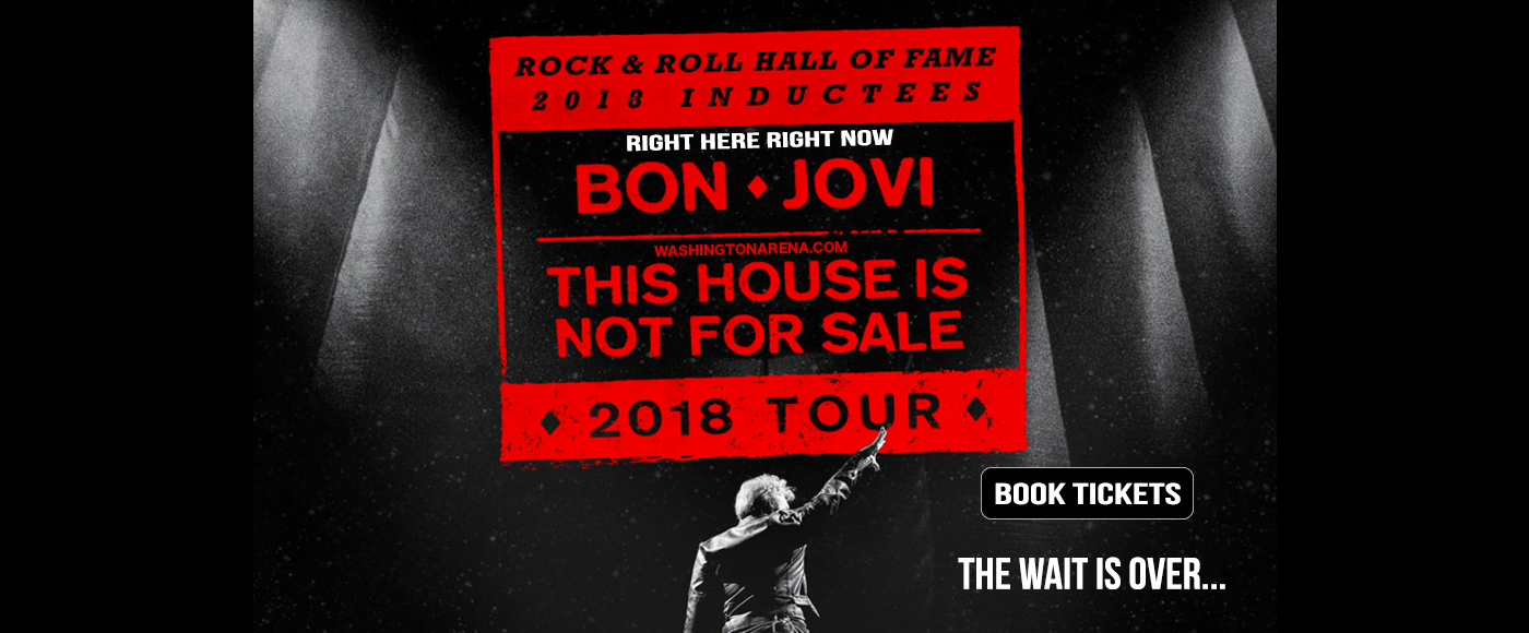 Bon Jovi at Verizon Center