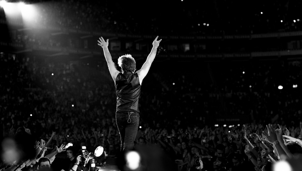 Bon Jovi at Verizon Center