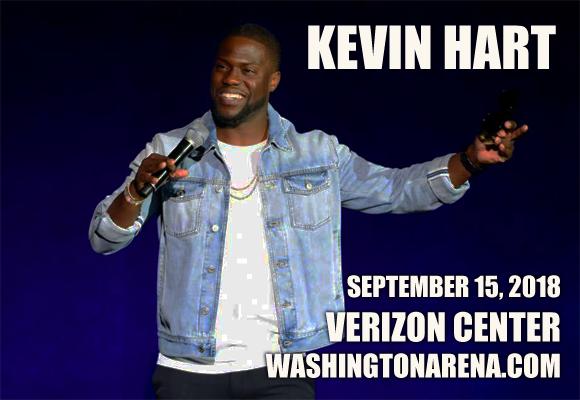 Kevin Hart at Verizon Center