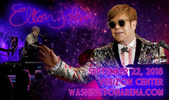 Elton John at Verizon Center