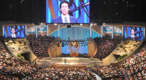 Joel Osteen at Verizon Center