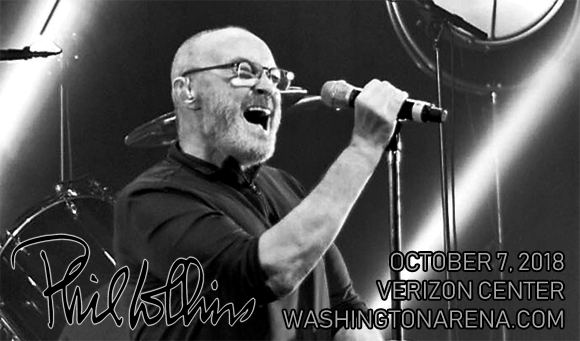 Phil Collins at Verizon Center