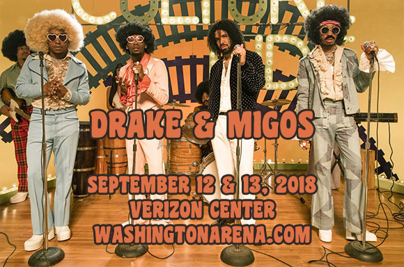 Drake & Migos at Verizon Center
