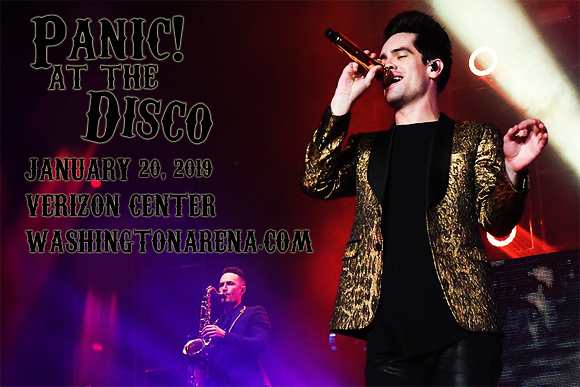 Panic! At The Disco & Two Feet at Verizon Center