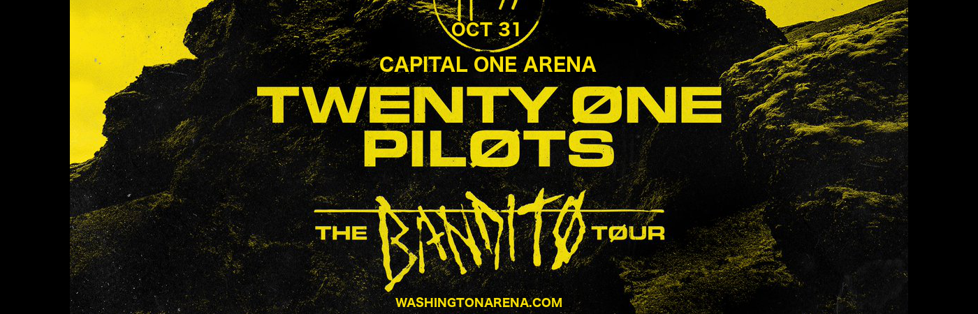 Twenty One Pilots at Capital One Arena