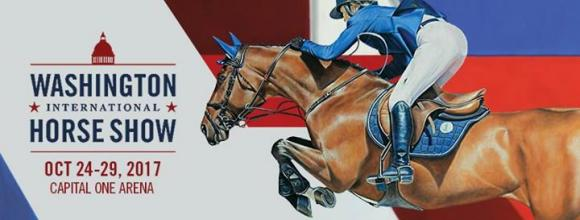 Washington International Horse Show - Pony Hunters/Reg Finals at Capital One Arena