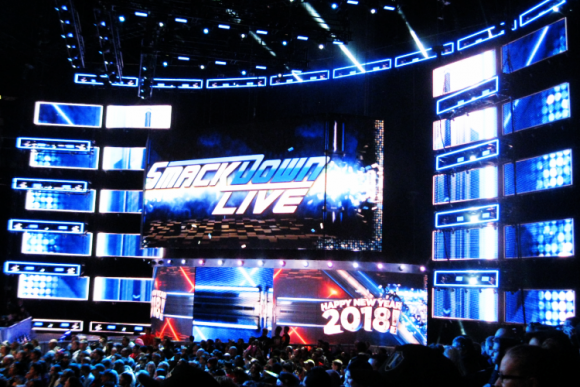 WWE Smackdown at Capital One Arena